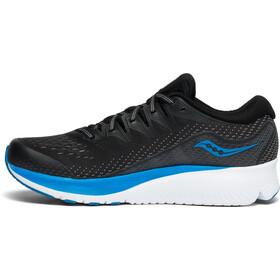 saucony Ride ISO 2 Shoes Women, black/blue